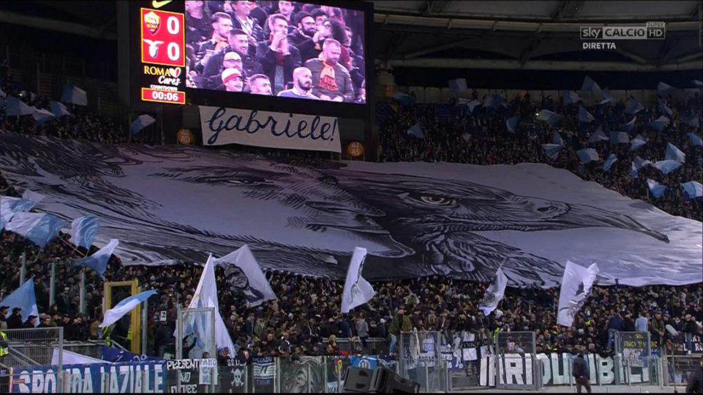 Roma-Lazio 2:1