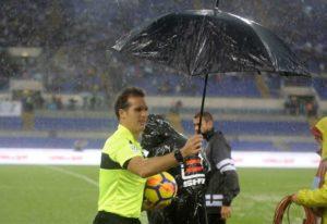 Lazio-Udinese elhalasztva!