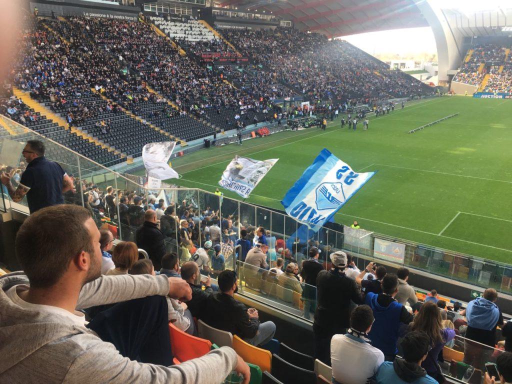 Idegenben győztük le a Friulikat, dobogón vagyunk + friss kép + videó a helyszínről!