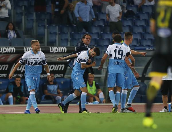 Lazio - Frosinone 1:0