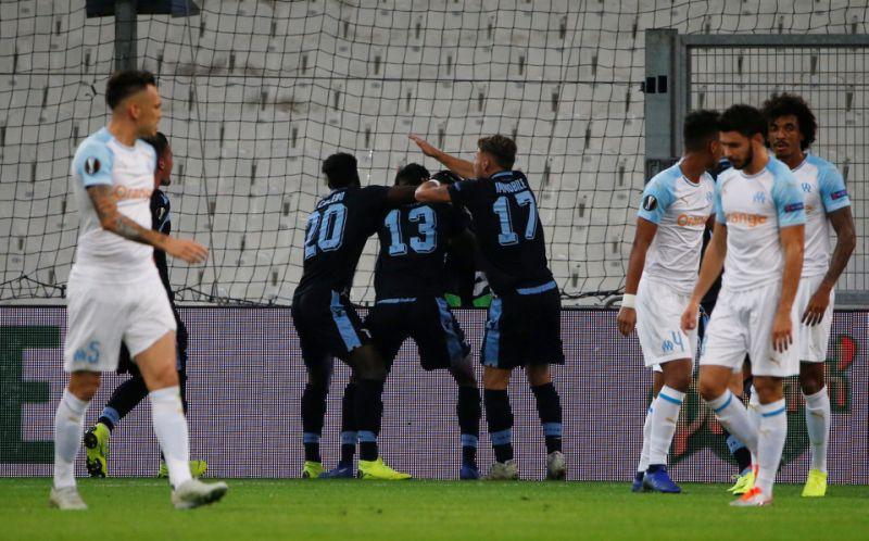 Marseille - LAZIO 1-3