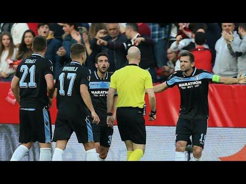 Európa Liga: Sevilla - Lazio 2-0