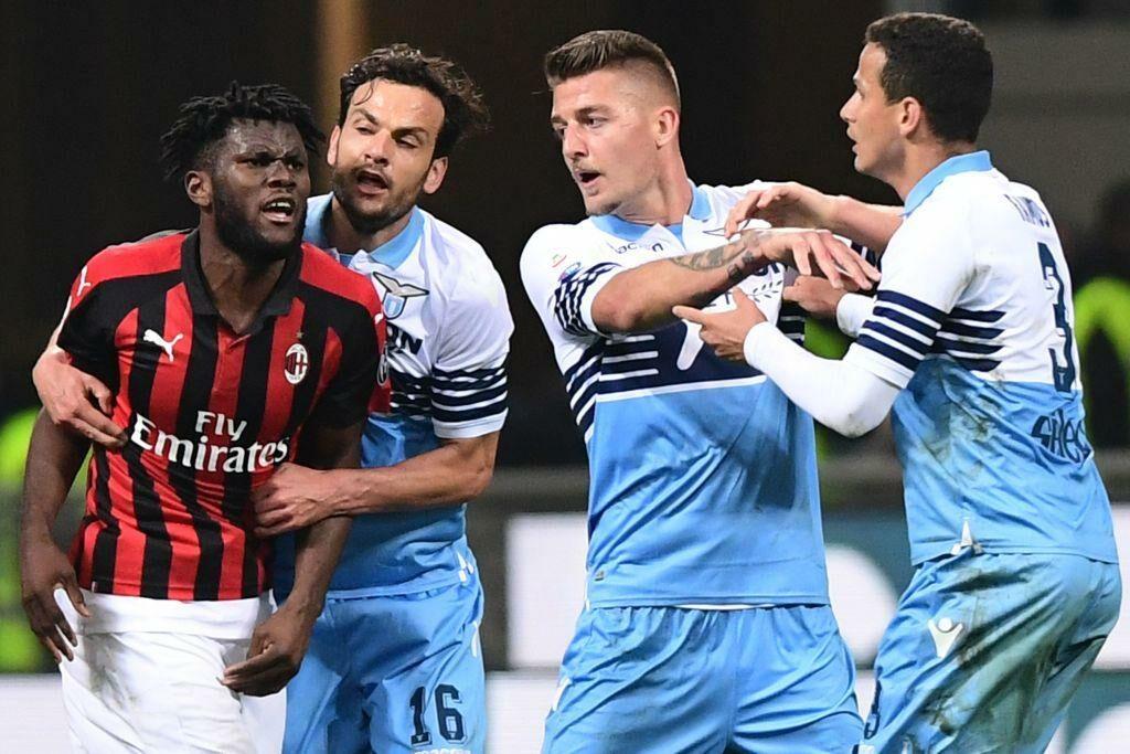 Rangadót buktunk a Milan ellen!