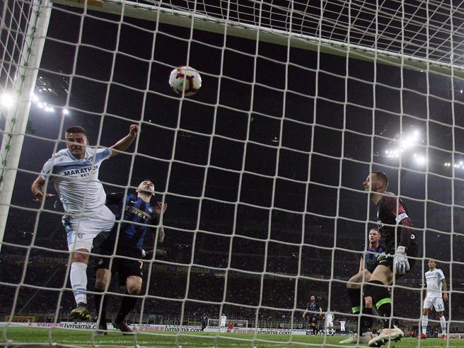 Inter-Lazio 0-1, Milinkovics-Szavics fejesgóljával győztük le a riválist!