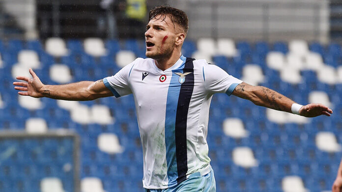 Sassuolo-Lazio 1-2, Zsinórban 5. győzelmünk!