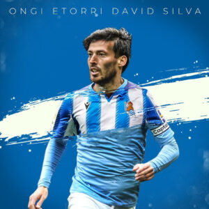 David Silva!
