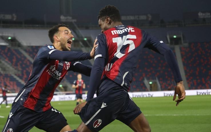 A Bologna 2-0-ra legyőzte a Laziót!